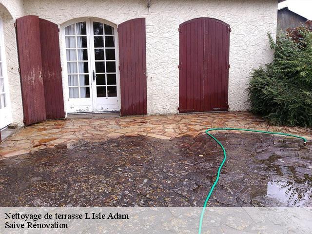 Nettoyage De Terrasse à L Isle Adam Tél - Carrelage l'isle adam